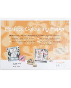 Copic Perfect Colouring papier A4, 10 stuks
