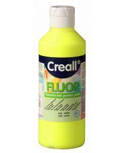 Creall fluorverf 500 ml geel
