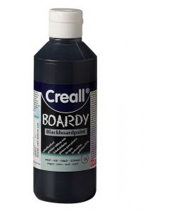Creall krijtbordverf 250 ml zwart