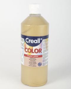 Plakkaatverf Creall-Color 0,5 l goud