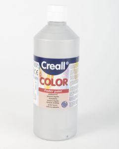 Plakkaatverf Creall-Color 0,5 l zilver