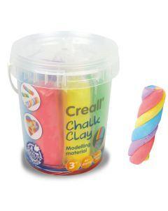 Creall Chalk Clay 750 g 6 kleuren