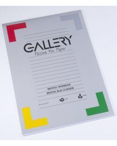 Gallery tekenblok A3 29,7 x 42 cm Bristol 200 g 20 vel.