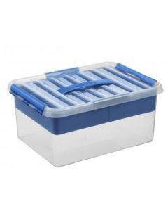 Sunware multibox met inzet 15 liter 40 x 30 x 18 cm