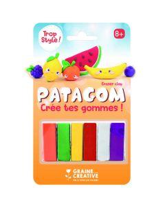 Patagom 6 x 25 g fruit