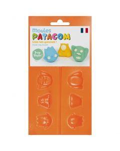 Patagom vorm monsters