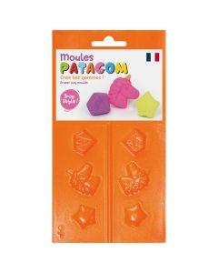 Patagom vorm eenhoorn