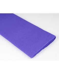 Crêpepapier 250 x 50 cm paars