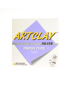 Art Clay papier 10 g 75 x 75 mm