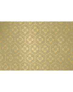 Papier Metallic Flower Kikko 54 x 78 cm groen