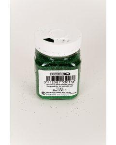 Glitter 115 g in strooipot - groen