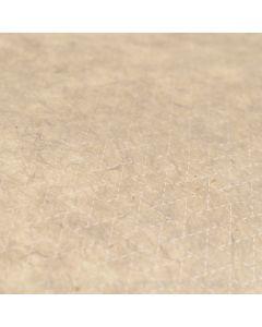 Lokta bedrukt 50 x 75 cm Sankakkei parelgrijs