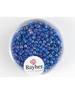 Glasparel 2,6 mm 17 g donkerblauw opaak lustré