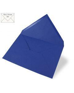 Omslag A6, 156 x 110 mm 90 g 5 stuks koningsblauw