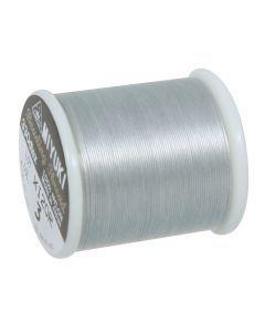 Rijgdraad voor delica 0,27 mm 50 m zilver
