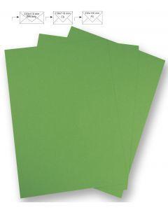 Papier A4 220 g 5 stuks groen