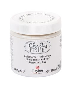 Chalky Finish 118 ml wit
