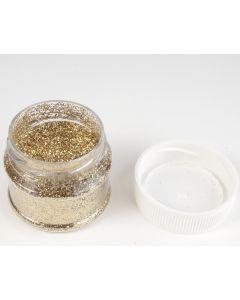 Sandy Art glitter 25 g goud