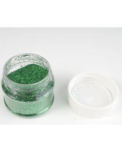 Sandy Art glitter 25 g kerstgroen