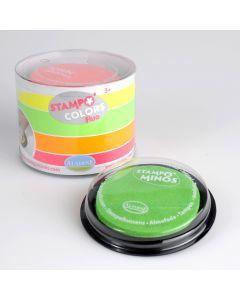 Stampo Colors inkt 4 stuks fluo