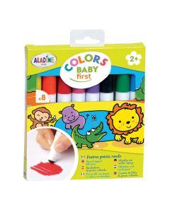 Stiften Baby 8 stuks