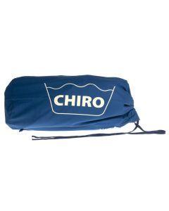 Linnenzak Chiro Fairtrade blauw