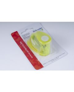Figuurpons klein 1,6 cm rond