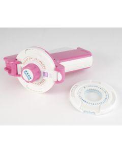 Labelmaker groot (2 wielen + 1 tape)