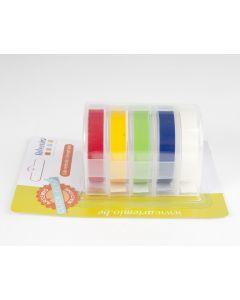 Labelmaker tape 5 x 2 m 9 mm breed primair