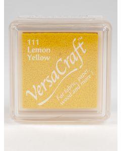 Stempelinkt Versacraft geel