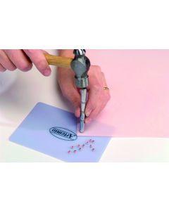 Holpijp voor nestelringen 1,5 - 3 - 4,5 mm