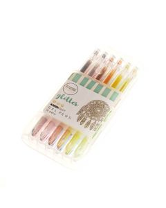 Kaiser Colour Gelpennen 12 stuks glitter