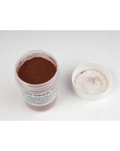 Pigmentpoeder 40 ml gebr. sienna