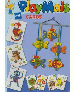 Playmaïs boekje nr 4 kaarten