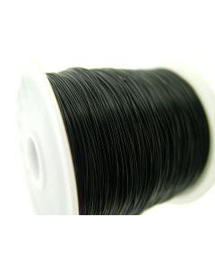 Nylondraad 0,35 mm 100 m zwart