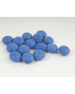 Glasparel 12 mm smartie 20 g kobaltblauw mat