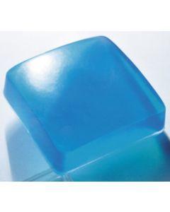 Gietvorm voor zeep ovaal/vierkant