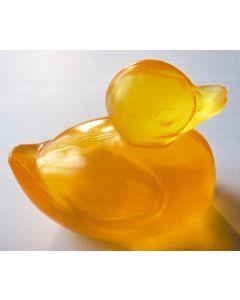 Gietvorm voor zeep eend