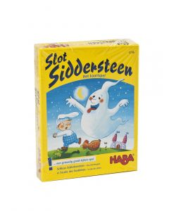 Haba Slot Sidderstein - kaartspel 4+