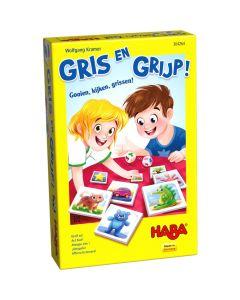 Haba Gris en grijp 4+