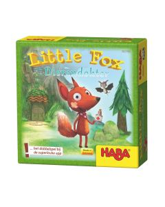 Haba Supermini Little Fox dierendokter 4+