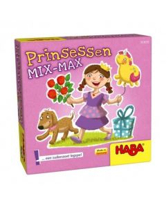 Haba Supermini Prinsessen mix-max 3+