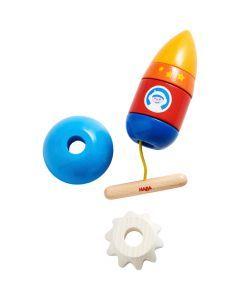 Haba rijgspel raket 2+