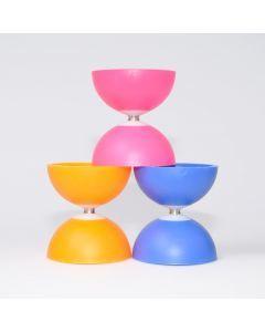 Diabolo Play Astro kleurenmix 10 cm