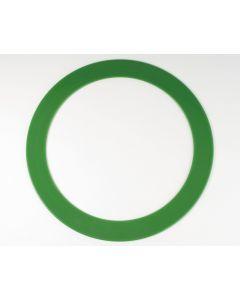 Jongleerring 31,5 cm groen