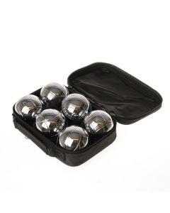 Petanqueset 2 x 3 ballen 74 mm 720 g
