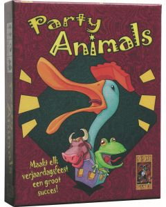 Kaartspel Party Animals 10+