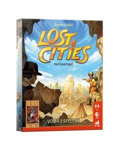 Kaartspel Lost Cities 10+