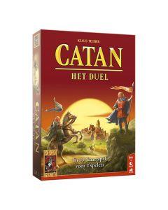 Catan: Het duel - kaartspel 2 spelers 10+