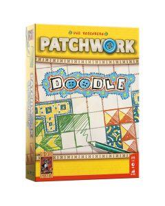 Patchwork Doodle 8+